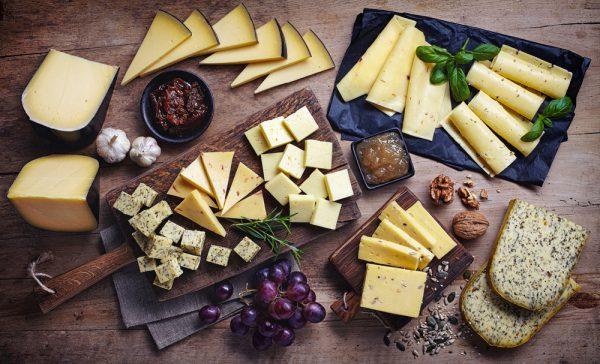 Käseplatte Rezept für deine Party