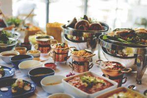 Catering für Geburtstag