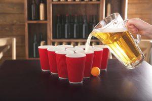 Trinkspiele für die nächste Party