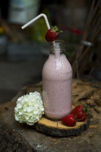 Getränke für Mottoparty Flower Power