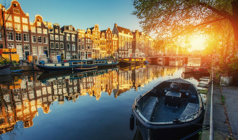 Amsterdam JGA