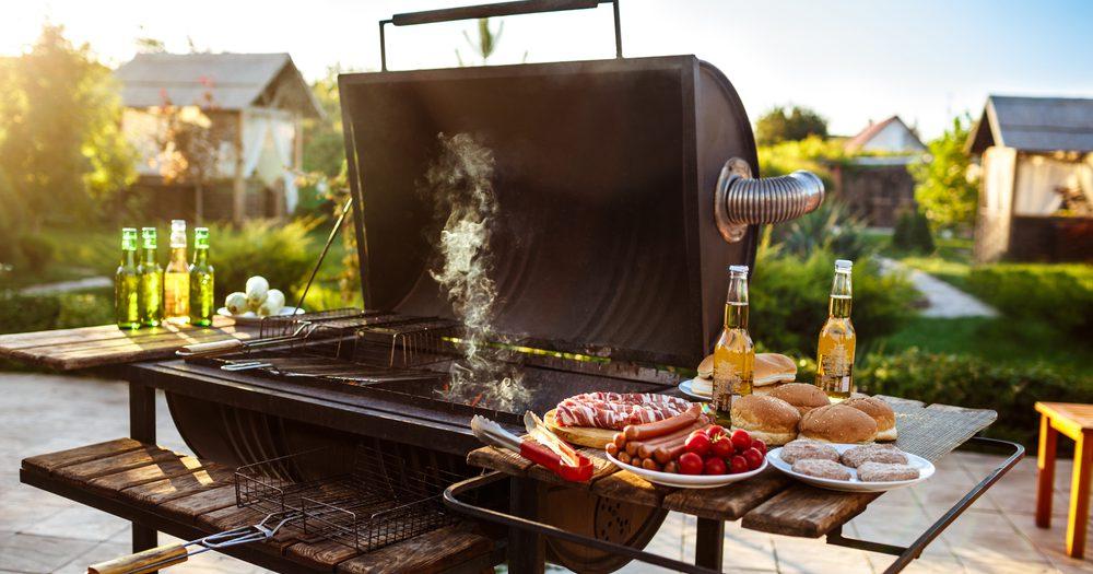 tipps & ideen um die perfekte grillparty zu planen | myeventworld.de, Gartengerate ideen