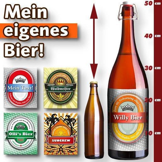 Dein eigenes Bier