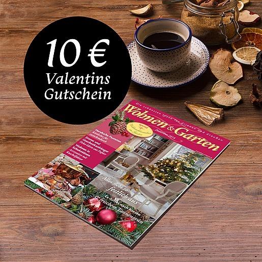 Wohnen und Garten Halbjahres-Geschenkabo