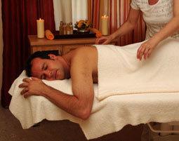 Afrikanische Massage